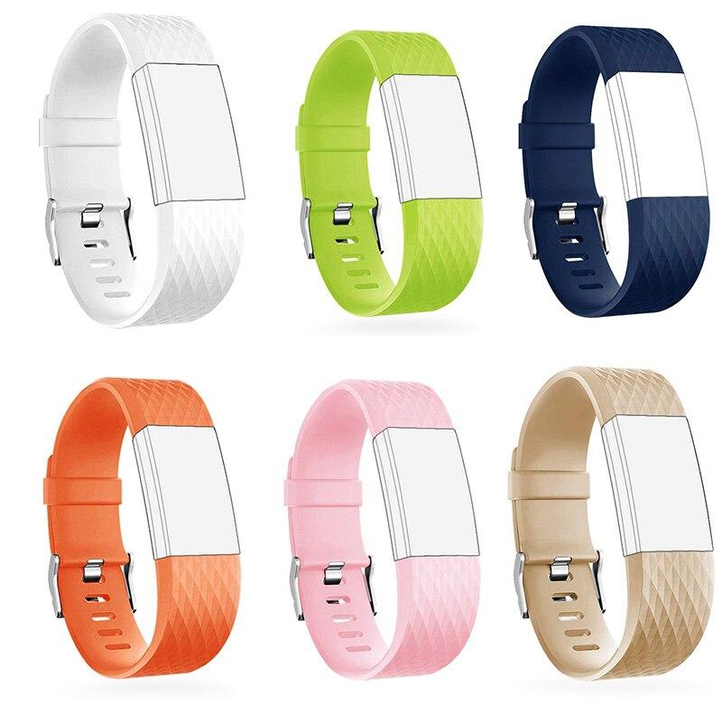 Cleveres Zubehör Liberal Smart Handgelenk Band Ersatz Teile Für Fitbit Gebühr 2 Strap Für Fit Bit Charge2 Flex Armband Leder Muster Armband Bestellungen Sind Willkommen.