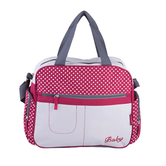 Maternity mummy baby care diaper bag Multifunctional Baby nappy bags Waterproof Changing Bag mummy handbag baby stroller bag