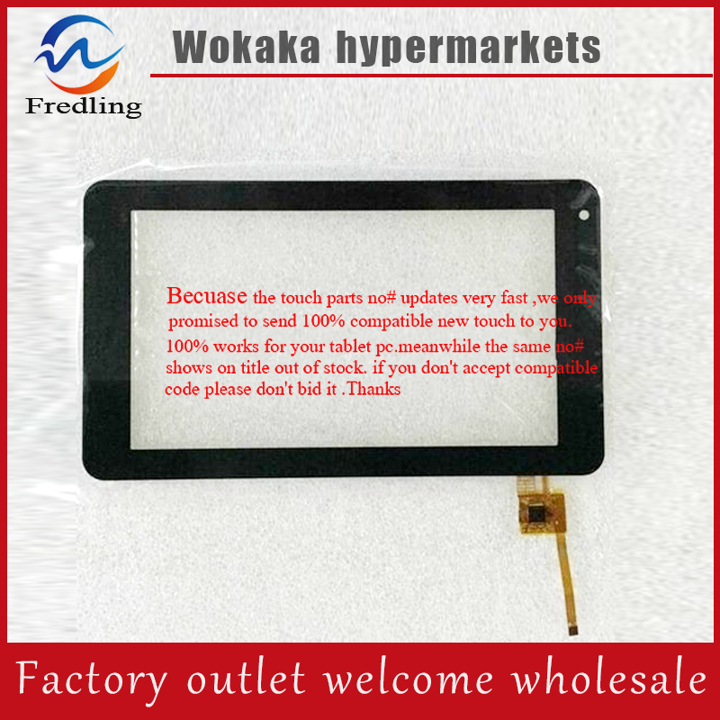 touch Screen 7inch Touch panel Digitizer for Prestigio MultiPad PMP3270B Prime Glass Sensor Replacement Free Shipping 7 inch touch screen digitizer glass sensor panel for texet eplutus g27 free shipping