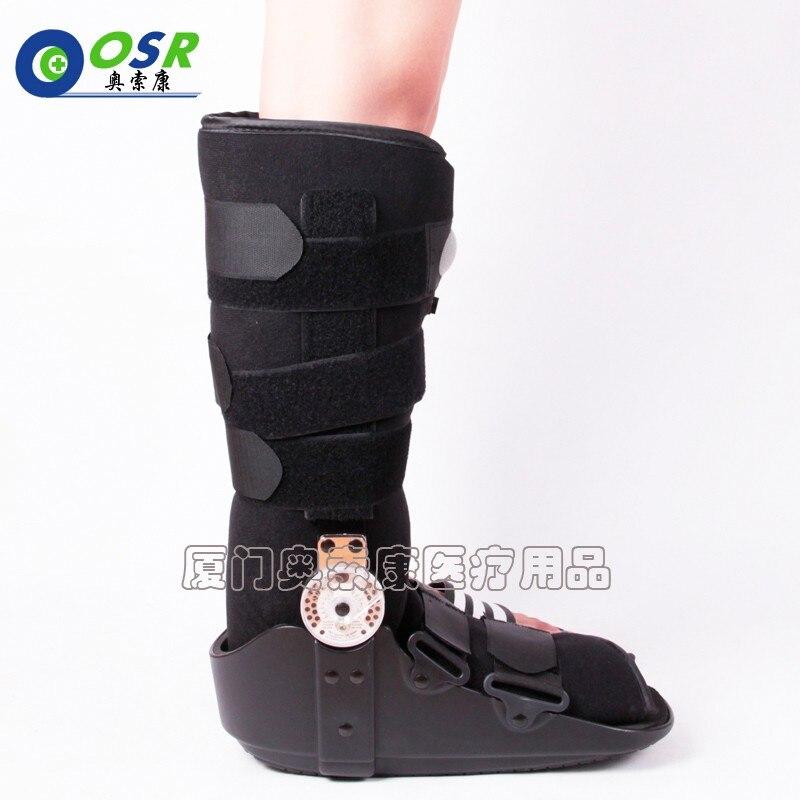 ROM Pneumatic Walker 17 Orthopedic Inch Walking Air Boot Cast Brace - Penjagaan kesihatan - Foto 6