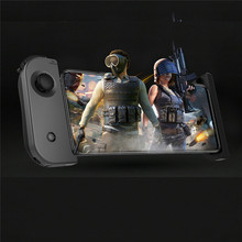 Wireless Single Side Handle Mobile Gamepad