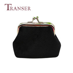 TRANSER Womens Corduroy Small Wallet Holder Coin Purse Clutch Handbag Bag Girls Card Holder High Quality Famous Designer Aug17