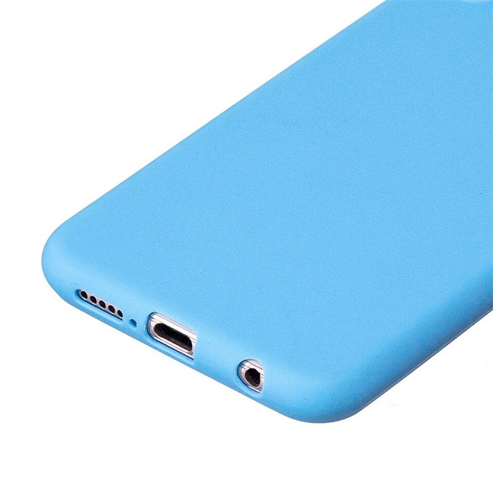 Candy Macaron Color Case For Xiaomi Redmi S2 6A 6 Pro 04