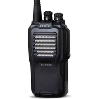 Hytera handheld walkie talkie tc610S military communication equipment IP66 two way