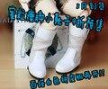 Бжд куклы для кукол белые туфли 1/6 BJD BB YOSD