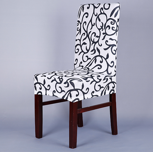 Nice Quality Home Chair Cover Thickening Dining Chair Elastic Chair Cover Office Computer Housse Chaise ...
