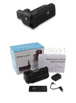 Battery Handle Hand Grip Holder Pack Vertical Multi Power Shutter For Sony Alpha A6500 DSLR Digital Camera