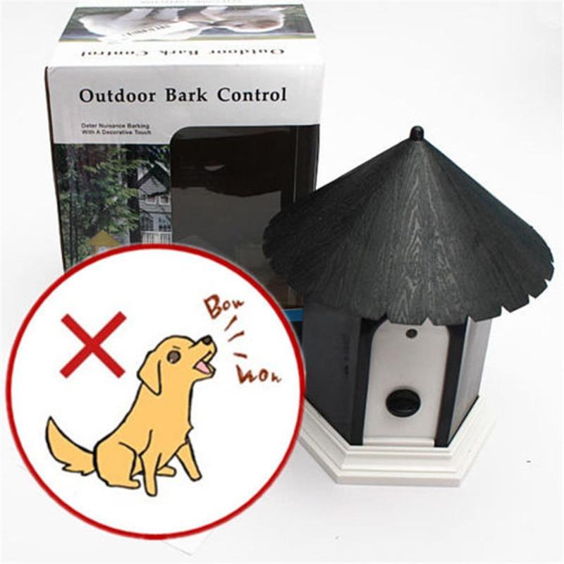 Ultrasonic Outdoor Dog Bark Control
