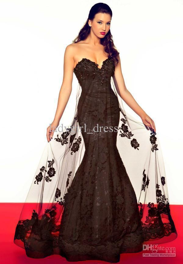 Special Occasion 2018 Fashion Hot Black Vestido De Festa Prom Gown Mermaid Party Evening Elegant Mother Of The Bride Dresses