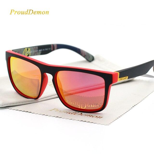 ProudDemon Polarized Sunglasses Men's Aviation Driving Shades Mirror Sun Glasses 2018 Retro Classic Brand Designer Oculos de sol