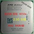 Envío gratis AMD Athlon 64X2 4050e 940 pin AM2 velocidad de reloj de 2.1G 45 W baja potencia de doble núcleo CPU ordenador de sobremesa CPU