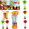 Portable Electric New Protein Shaker Blender Auto Juice Drink Mixer High Quality Bottle Cup For Home Tour Tools 350ml