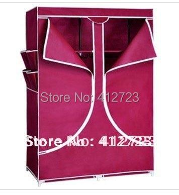 Portátil plegable ropa armario armarios Muebles para el hogar ...