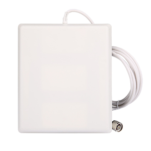 Image 5 - GSM LTE 1800 LCD 70dB 2g 4g Cell Phone Signal Repeater DCS 1800MHz + outdoor/indoor  antenna
