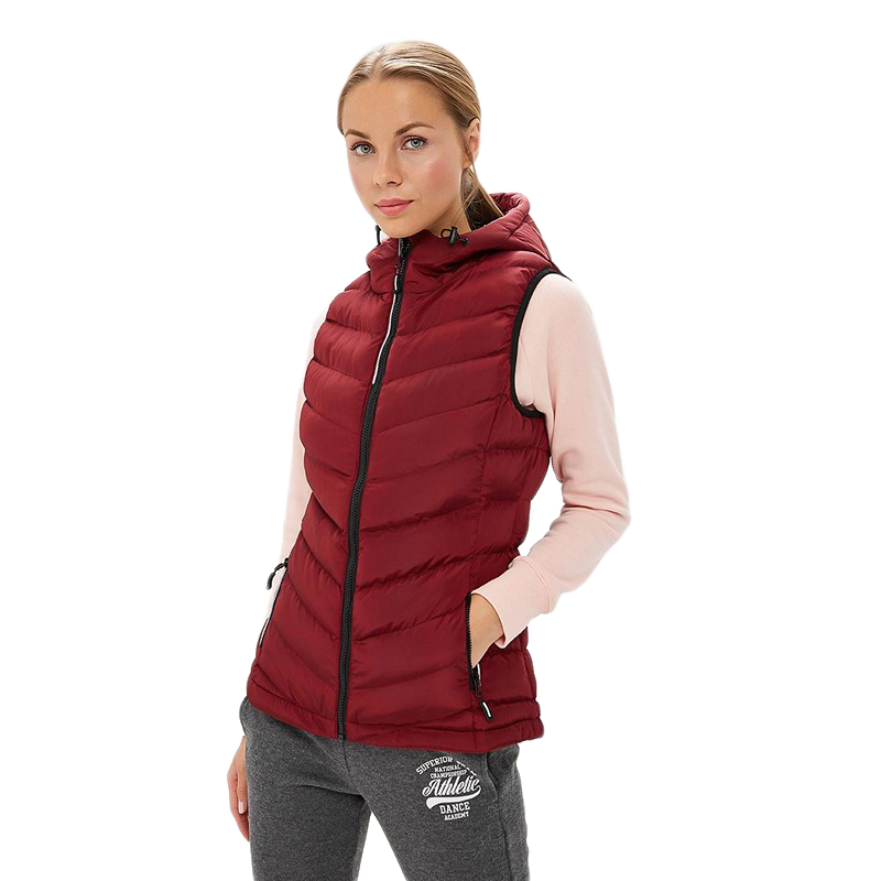 Vests MODIS M182S00043 vest jacket sleeveless jackets for female for woman TmallFS jingleszcn reflective high safety vest for construction traffic sports outdoor clothes jacket security visibility work uniforms