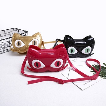 Mini Melissa Original Cute Bag Cat Princess 2020 Girl Boy Jelly With Sandal Baby Brand Shoulder Bags