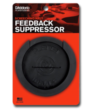 D'Addario Planet Waves PW-SH-01 Screeching Halt Soundhole Feedback Suppressor Cover Sound Hole Cover