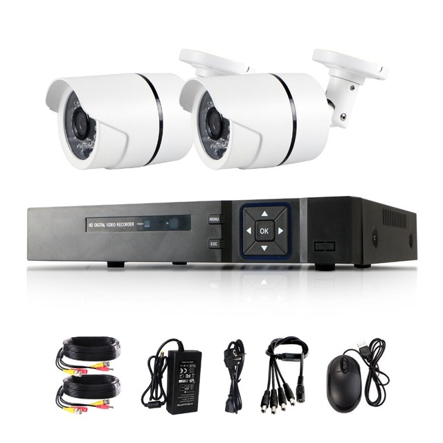 5 in 1 1080N HDMI DVR 3000TVL 1080P HD Outdoor Home Security ...