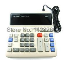 Genuine Sharp (SHARP) CS-2122H calculator for bank financial calculations / automatic accumulation