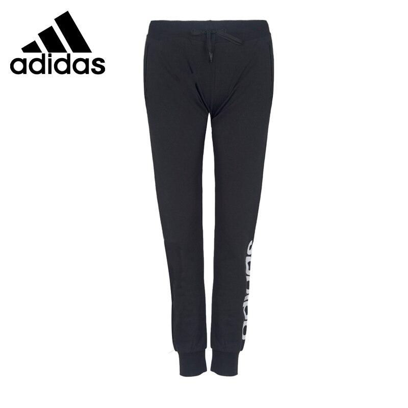 Original New Arrival 2017 Adidas PT FL LINEAR Women's  Pants  Sportswear adidas original new arrival official neo women s knitted pants breathable elatstic waist sportswear bs4904