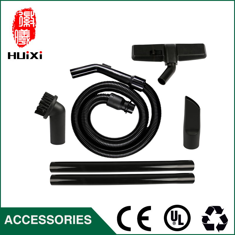 Diameter 32mm Black Flexible suction Hose+Straight hose+Floor brush+ mini round brush for Vacuum Cleaner parts C-13 norsoyan norsoyan снуд 153304