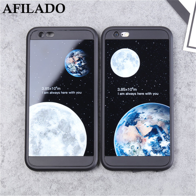 coque space iphone 7