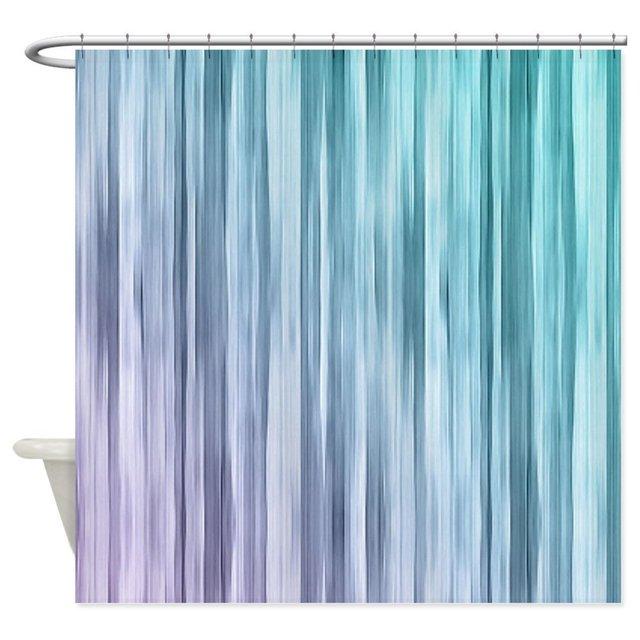 CafePress Wishy Washy Decorative Fabric Shower Curtain-in Shower ...