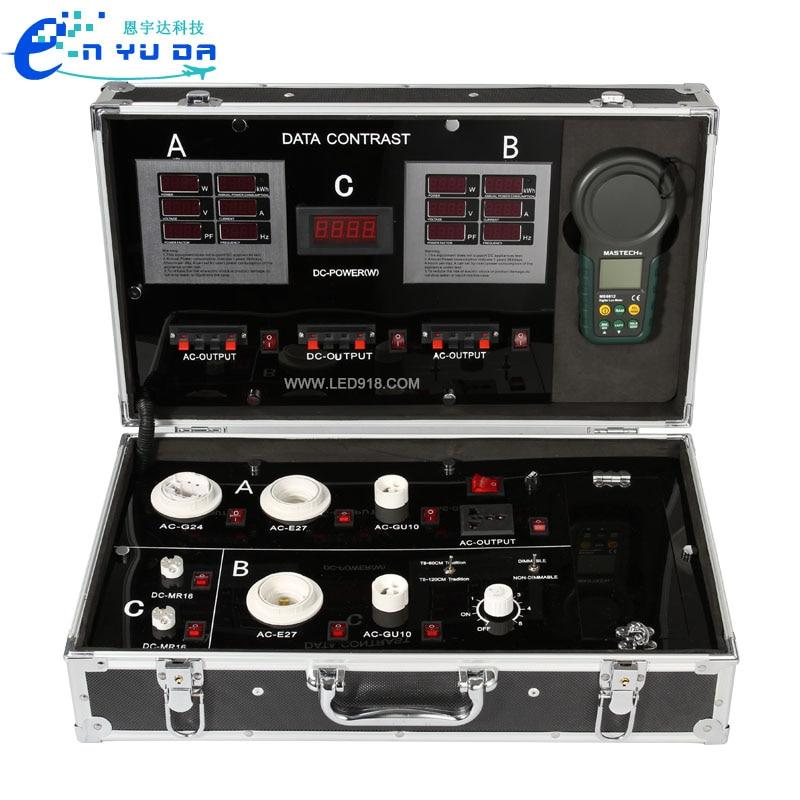 LED Sample display case,The high end LED digital display