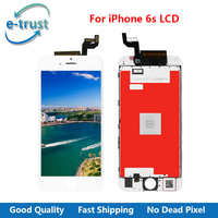 20PCS LOT Free Shipping Lcd Repalcemnt For IPhone 6S 4 7 Inch LCD Display With Touch