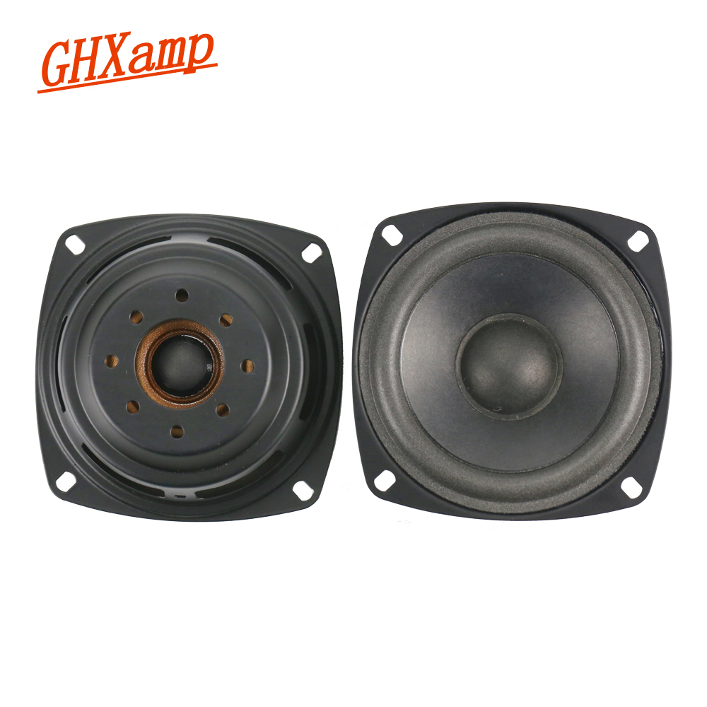 Updated Foam 95MM Passive Radiator Speaker Bass Radiator Auxiliary Woofer For ALTEC 4 INCH 5 INCH Woofer Subwoofer Speaker DIY audio loudspeaker 40w woofer speaker double magnetic speaker 4 5 inch 4 ohms subwoofer bass speaker for diy speakers