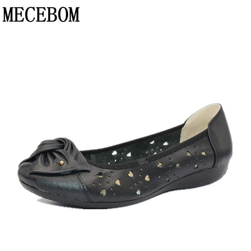 2018  Leather Shoes Women Solid Loafers Women Flats Spring Summer Flat Shoes Woman Moccasins Factory Outlet 11081W flat shoes women pu leather women s loafers 2016 spring summer new ladies shoes flats womens mocassin plus size jan6