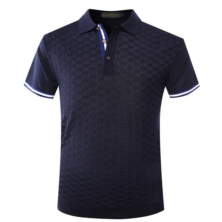 Milliardaire TACE & requin T shirt hommes court 2018 nouveau style été omfort haute qualité géométrie motif fitness livraison gratuite-in T-shirts from Vêtements homme    1
