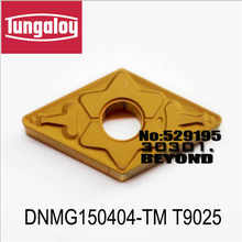 Original Tungaloy DNMG 150608 DNMG150608 DNMG150604-TM DNMG150608-TM DNMG150612-TM T9025 carbide inserts cnc Lathe Cutter Tools - DISCOUNT ITEM  6% OFF Tools