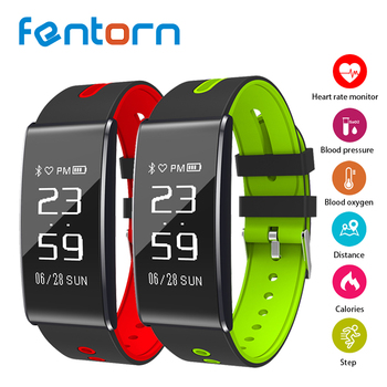 Fentorn Fitness Tracker Smart Band S13 IP67 Waterproof with Heart Rate Blood pressure oxygen monitor Activity Smart Wristband