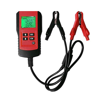 Car Power Tester 12V Vehicle Car Digital Battery Test Analyzer Accurate Diagnostic Tool Auto Tester