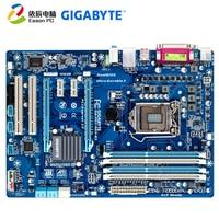 GIGABYTE GA P67 DS3 B3 desktop computer motherboard LGA1155 DDR3 i3 i5 i7 ATX