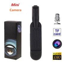 Новый мини Камера T189 Mini DV Камера видеокамера HD 1080 P 720 P микро пера Камера видео Диктофон мини Камара цифровой DVR Cam