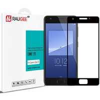 RAUGEE for 5.0'' Lenovo Zuk Z2 Full Cover Tempered Glass 2.5D 9H Anti-explosion Phone Screen Protector Film for Lenovo Zuk Z2