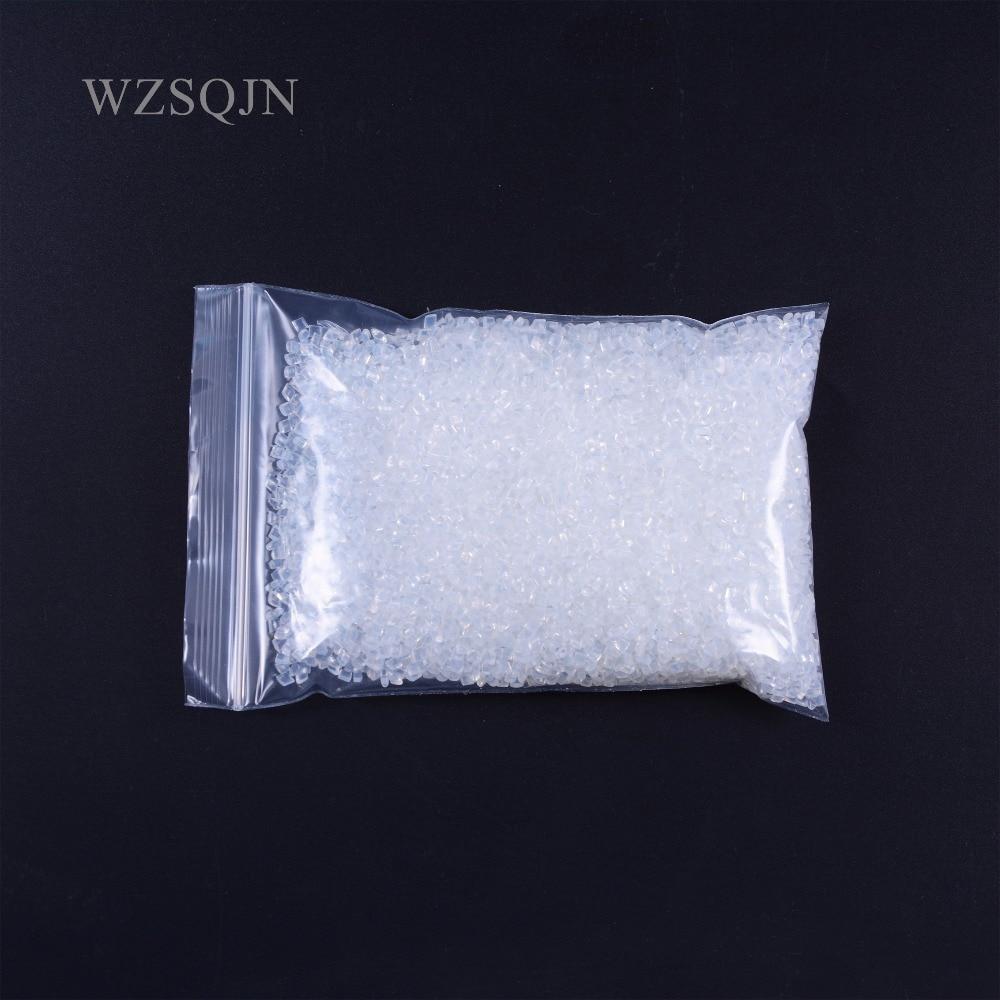 ITALIAN Keratin Glue Grain- 50gram/LOT 50g Keratin Glue Granule White Color For I Tip/ U-tip Hair