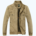 AFS JEEP brand men jackets high quality cotton casual coat casaco M-3XL size jackets 140