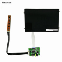 High Resolution 1920x1200 10 1 Inch IPS LCD Screen Display Panel With HDMI Driver Board Set