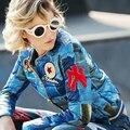 2016 nova vindo moda inverno para baixo projeto curto personalidade outerwear fêmea meninas de rua usam jaquetas