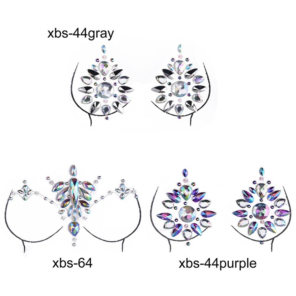 Festive Nipple Rings