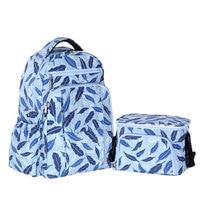 Multifunctional Diaper Bag Large Capacity Mummy Bag Waterproof Backpack for Mom Suit Baby Bag for Stroller Hanimom