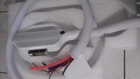 ipl shr e light epilator handle hand piece for sale with factory price