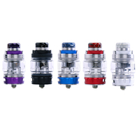 Newest vape tank Original desire bulldog subohm tank intuitive push top design 4.3ml capacity atomizer VS tfv12 prince