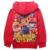2016 niños chicos ropa Hoodies de la historieta perro patrulla ropa camisetas de moda infantil chicos sudaderas con capucha Tops traje