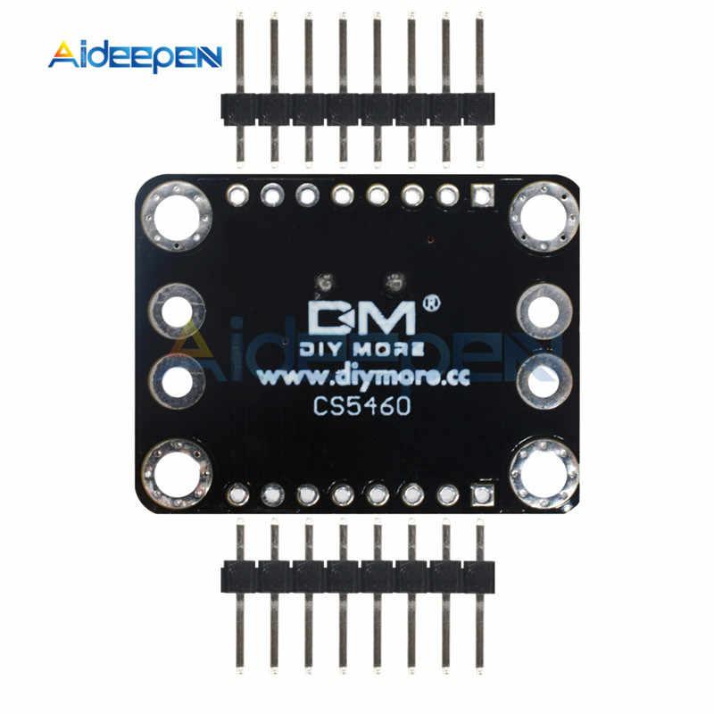 CS5460A Module de mesure d'énergie bidirectionnelle monophasé à convertisseur série 3.3-5 V AC/DC avec moniteur de puissance