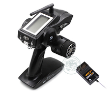 WFLY X4 gun control WFX4 cost-effective remote travel 4CH 2.4G transmitters for rc car and boat