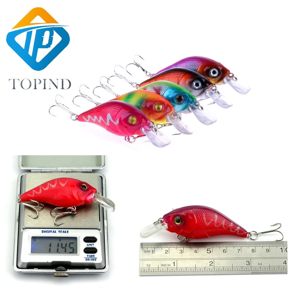 2 ensembles de matériel de pêche Portable TOPIND, ensemble d'appâts, pour saumon bar truite, Kits de leurre de pêche d'eau douce en eau salée